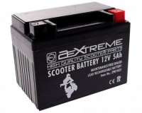 Scarabeo 500ie ZD4RT LC 4T -06 Batterie