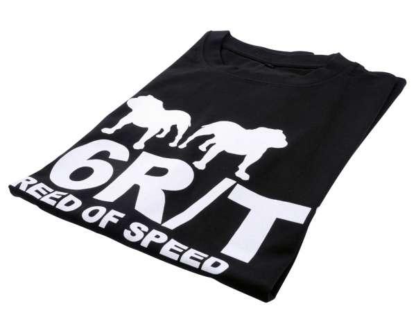 T-Shirt STAGE6 R/T schwarz