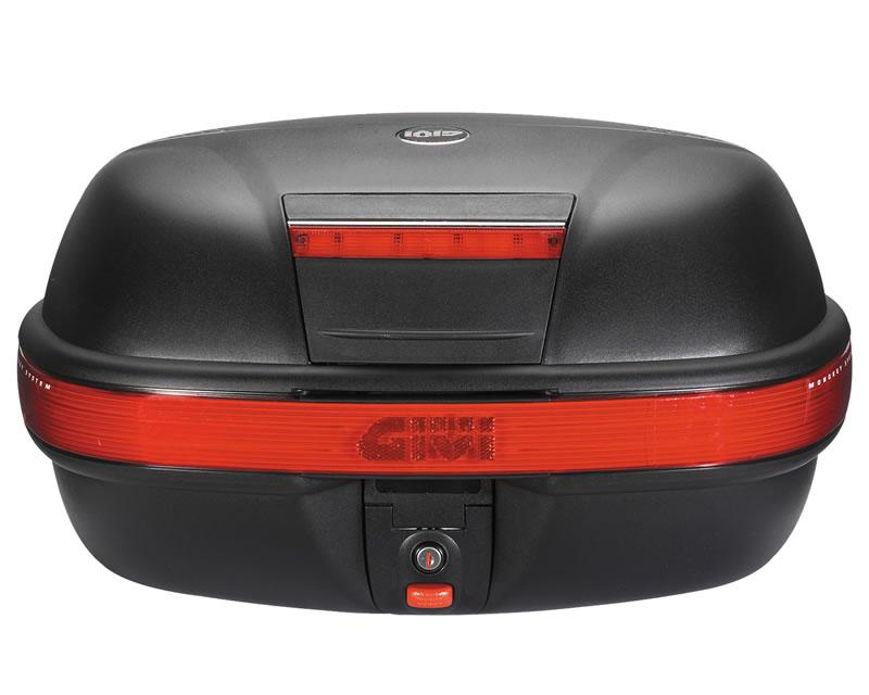 Topcase GiVi E460 Deluxe Monokey schwarz 46L