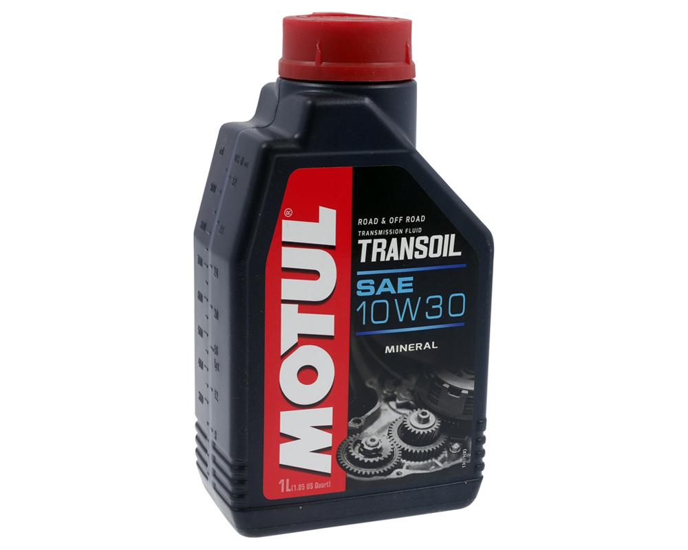 Getriebe�l MOTUL Transoil 2T 10W30 1 Liter