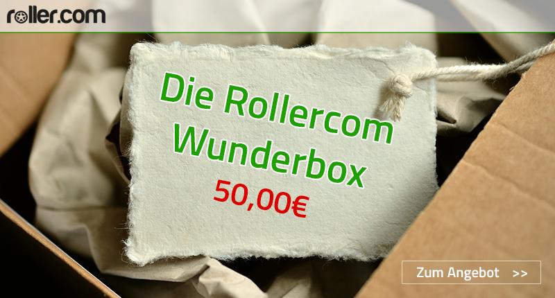 Die Rollercom Wunderbox!