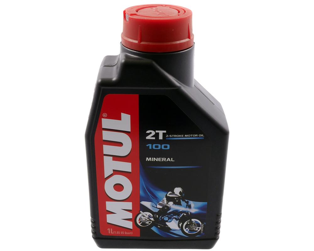 Motor�l MOTUL 2-Takt 100 2T mineralisch 1 Liter