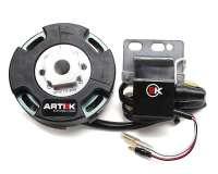 Innenrotor Zündung ARTEK K1 Racing analog mit Licht für CPI,