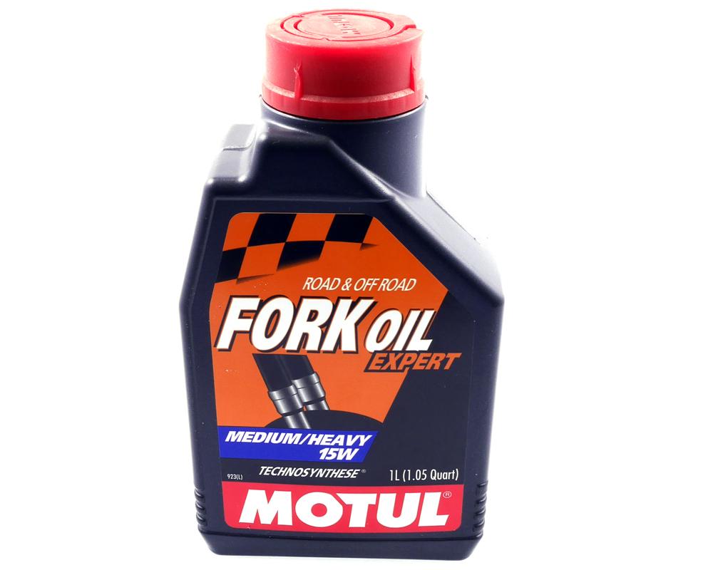 Gabel�l MOTUL 15W-Expert TS medium heavy 1 Liter