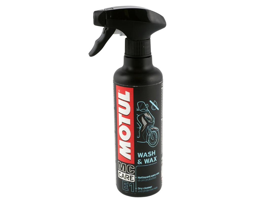 Reiniger MOTUL Wash & Wax Spray 400ml