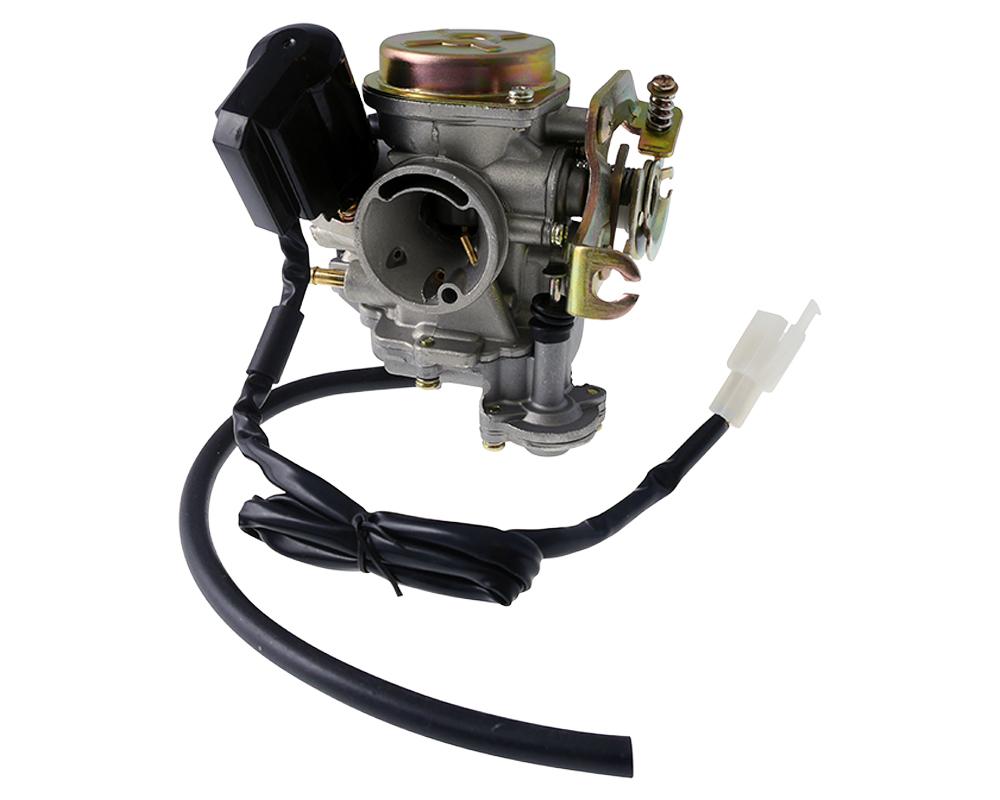 Vergaser Standard 4 Takt für Benzhou YY50QT-6 50 4T Formula One