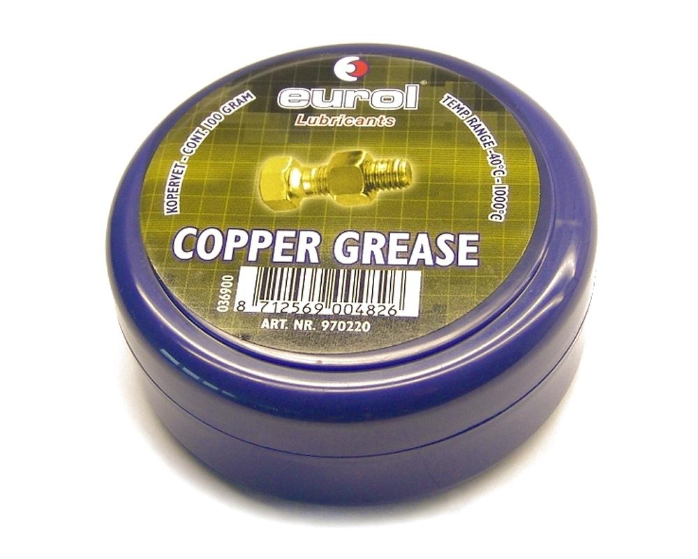 Kupferpaste EUROL 100gr