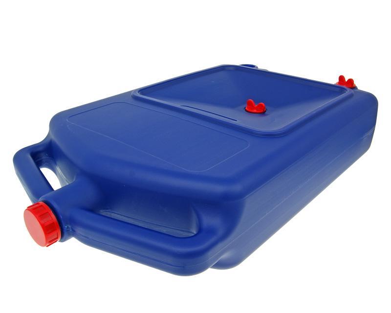 Auffangwanne f�r �L & K�hlfl�ssigkeit - 8 Liter