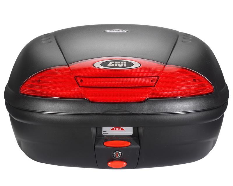 Topcase GiVi E450 Simply II Monolock schwarz 45L