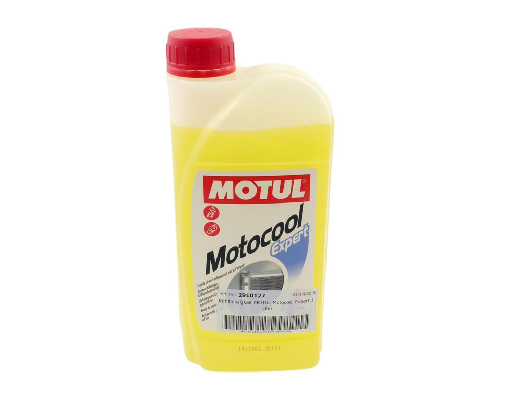 K�hlfl�ssigkeit MOTUL Motocool Expert 1 Liter