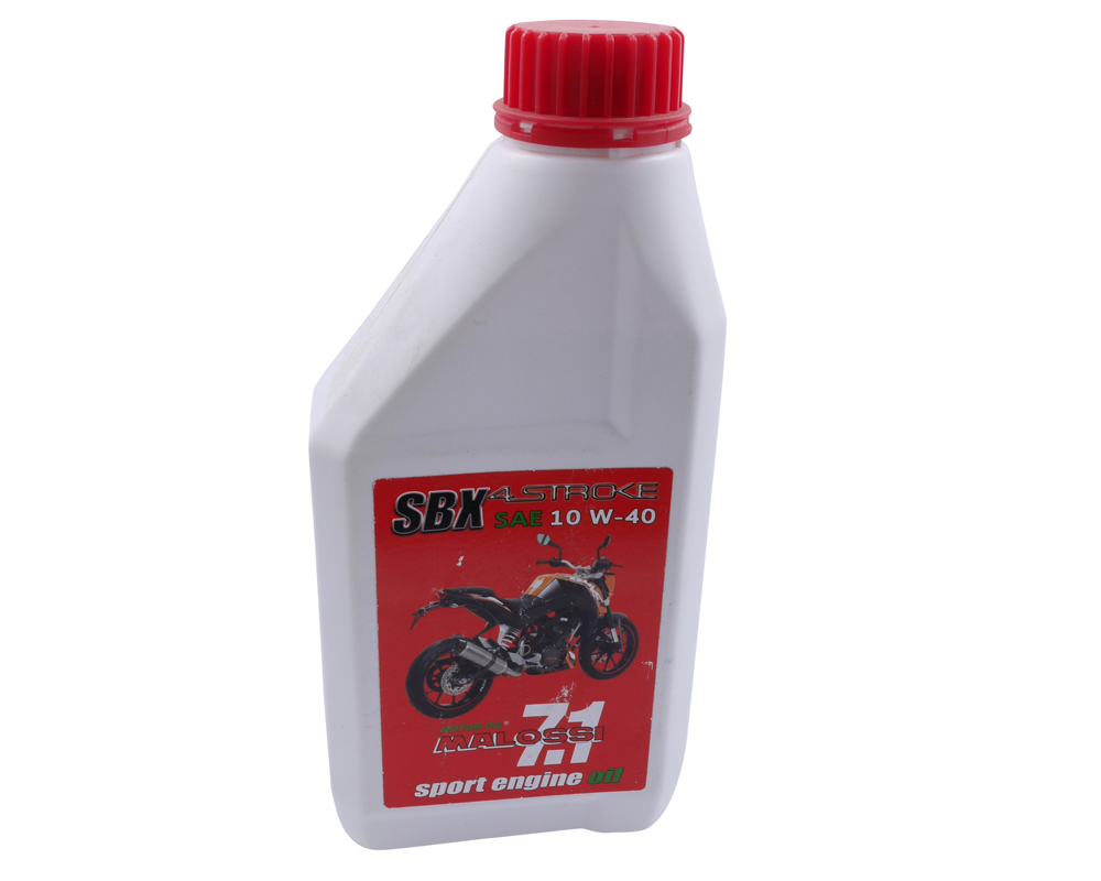 Motor�l SBX MALOSSI 4-Takt 10W-40 vollsynthetisch 1 Liter