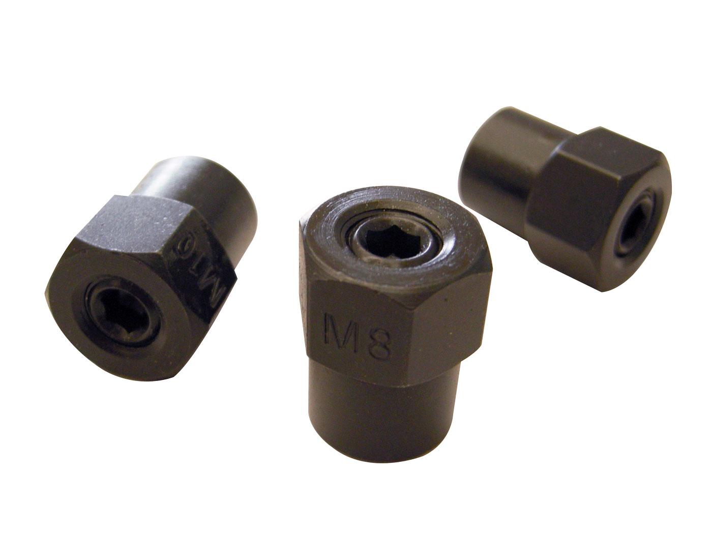 Stehbolzen Montagewerkzeug Set Buzzetti M6, M8, M10x1,25