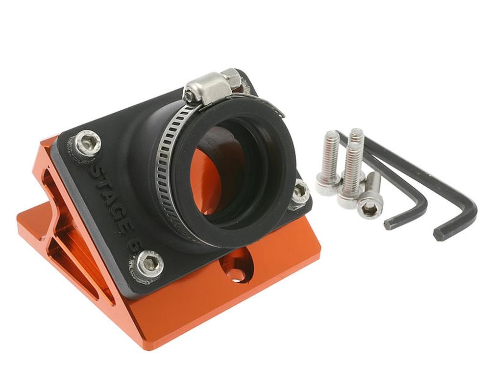 collettore aspirazione STAGE 6 per RICAMBIO 30 mm
