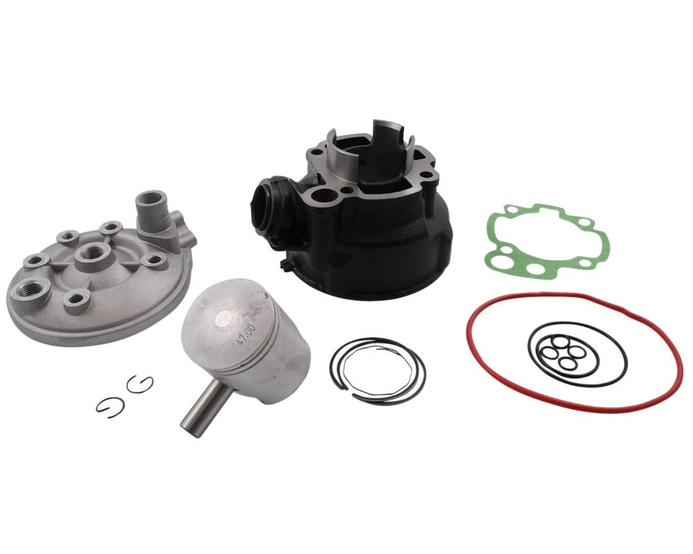 G/én/érique 50 Cylindre Piston CARBURATEUR Standard KIT pour Yamaha DT 50 Supermoto AM6