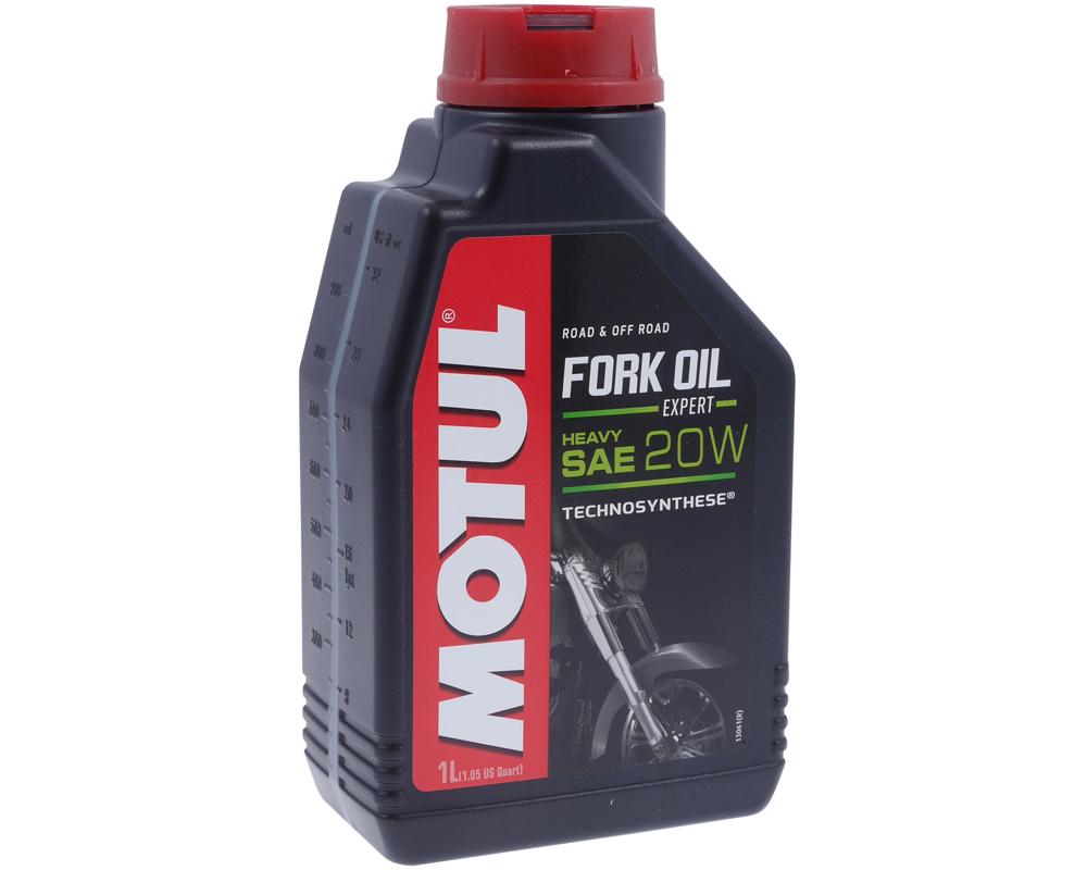 Gabel�l MOTUL 20W-Expert TS heavy 1 Liter