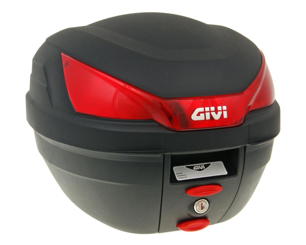 Top Case GiVi B27 Bauletto Monolock schwarz 27 Liter