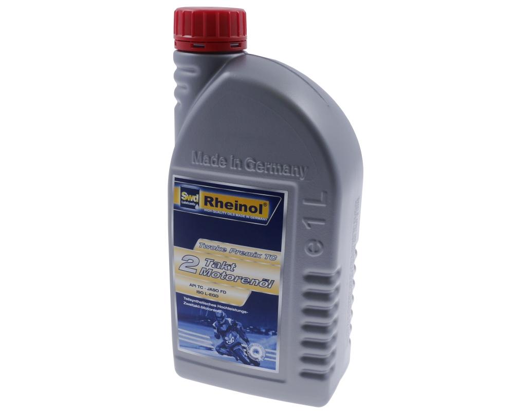 Motor�l RHEINOL Twoke Premix TC - 2-Takt - 1 Liter
