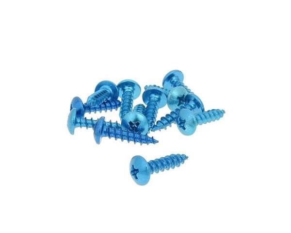 Schraubensatz 12 Stück Verkleidung - M5 20mm
