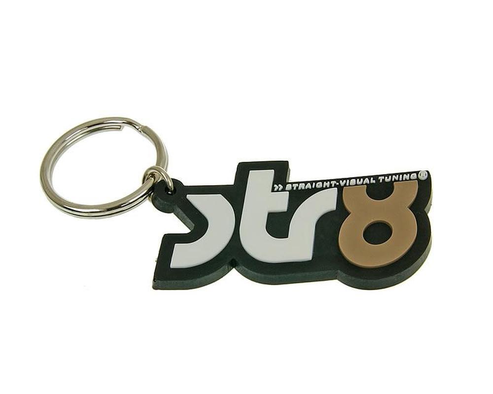 Schl�sselanh�nger STR8 - Straight Logo
