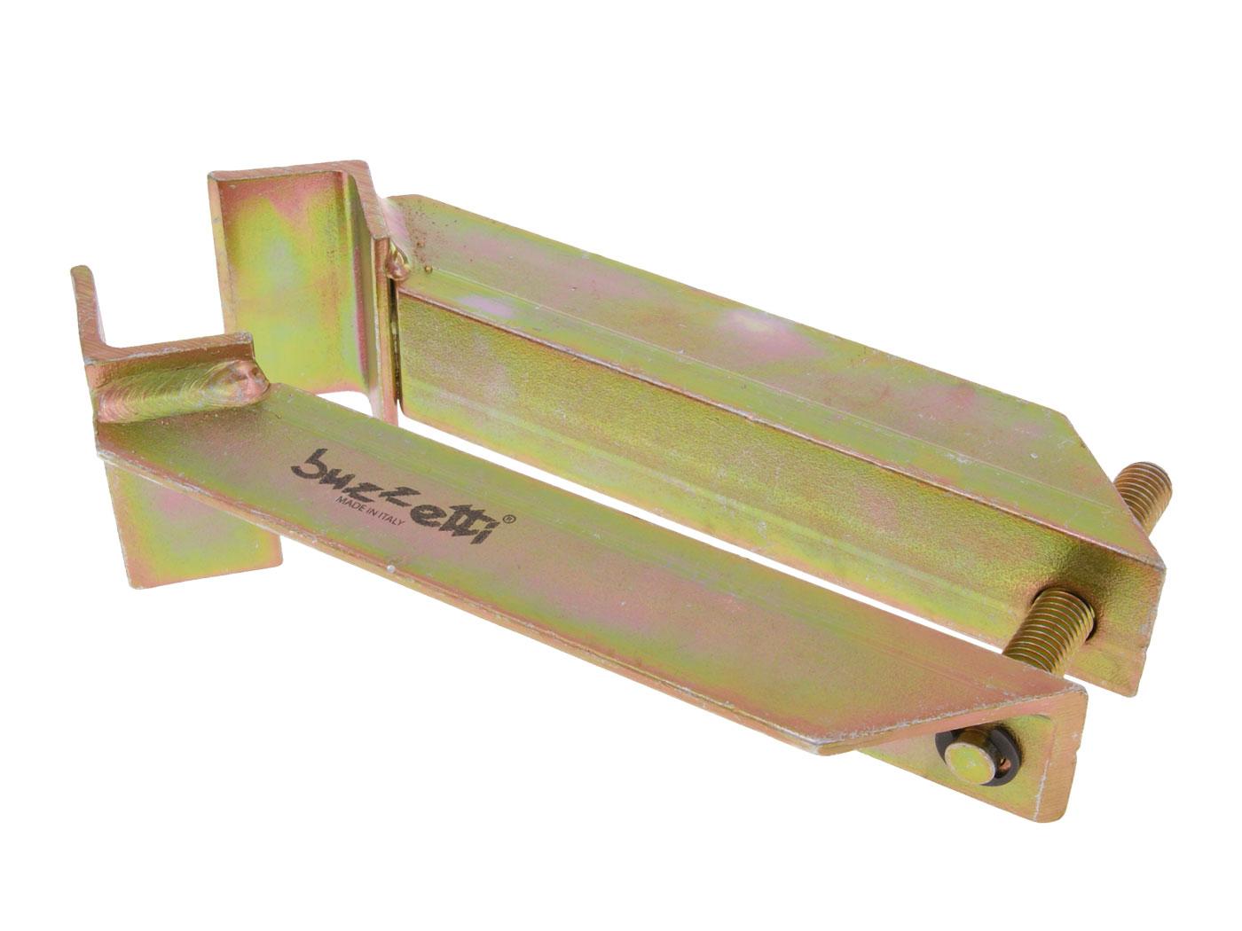 Schraubstock Klemme Buzzetti f�r zylindrische Teile 26-70mm