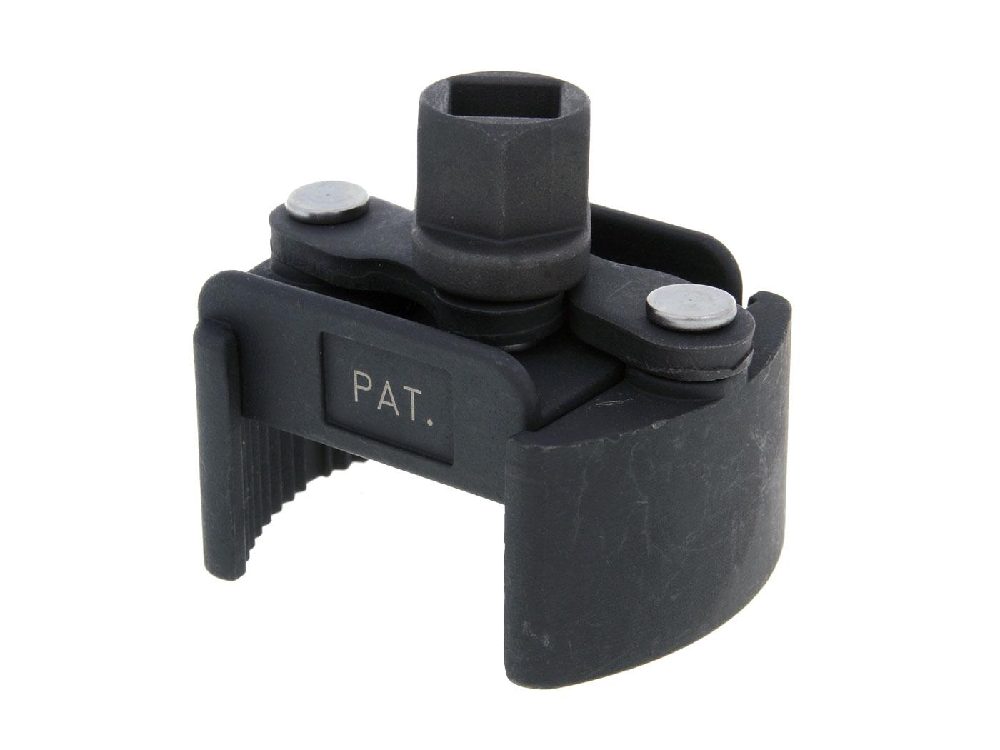 �lfilterschl�ssel Buzzetti universal 60-90mm gezahnte Backen