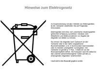 Tachometer KOSO D48 Spannungsanzeige 8.0-19.9 V