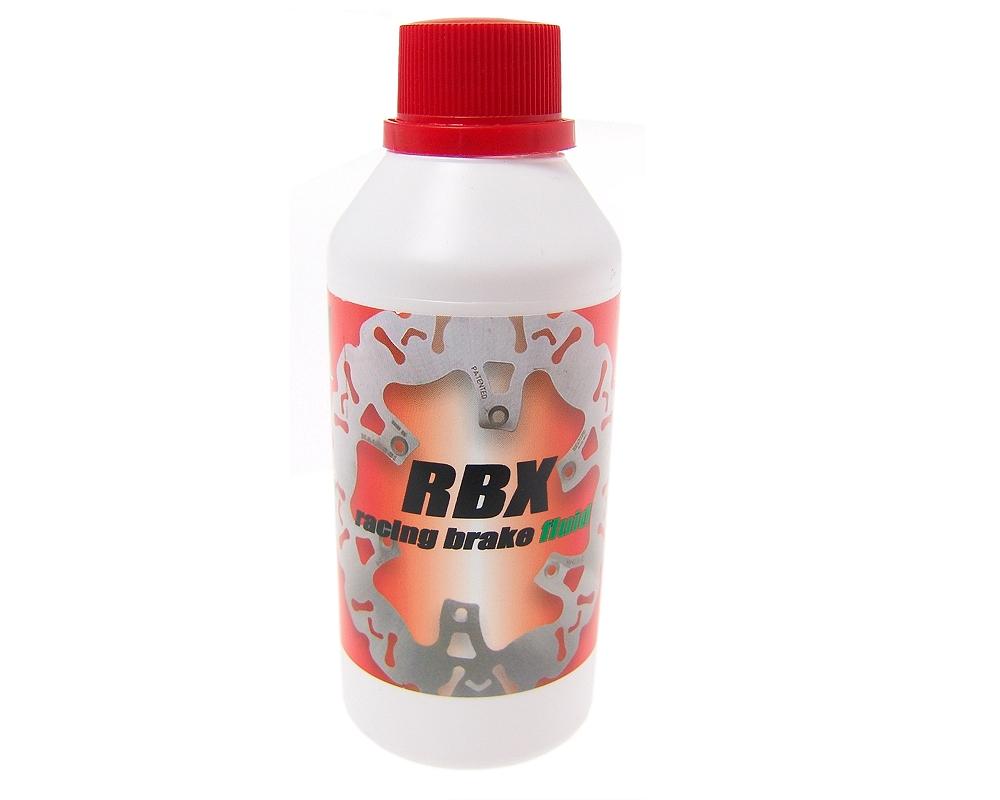 Bremsfl�ssigkeit MALOSSI RBX DOT 4+, vollsynthetisch, 250ml