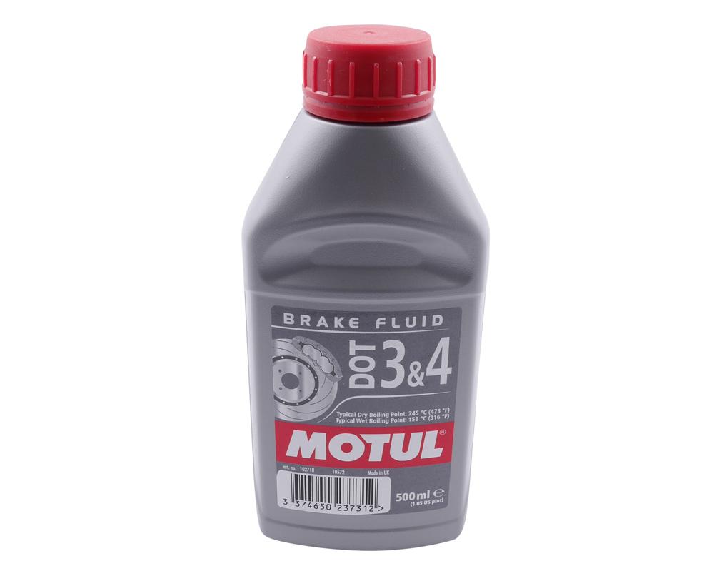 Bremsfl�ssigkeit MOTUL DOT3 / DOT4 500ml