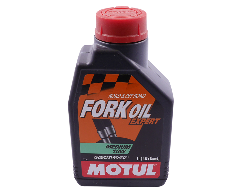Gabel�l MOTUL 10W-Expert TS medium 1 Liter
