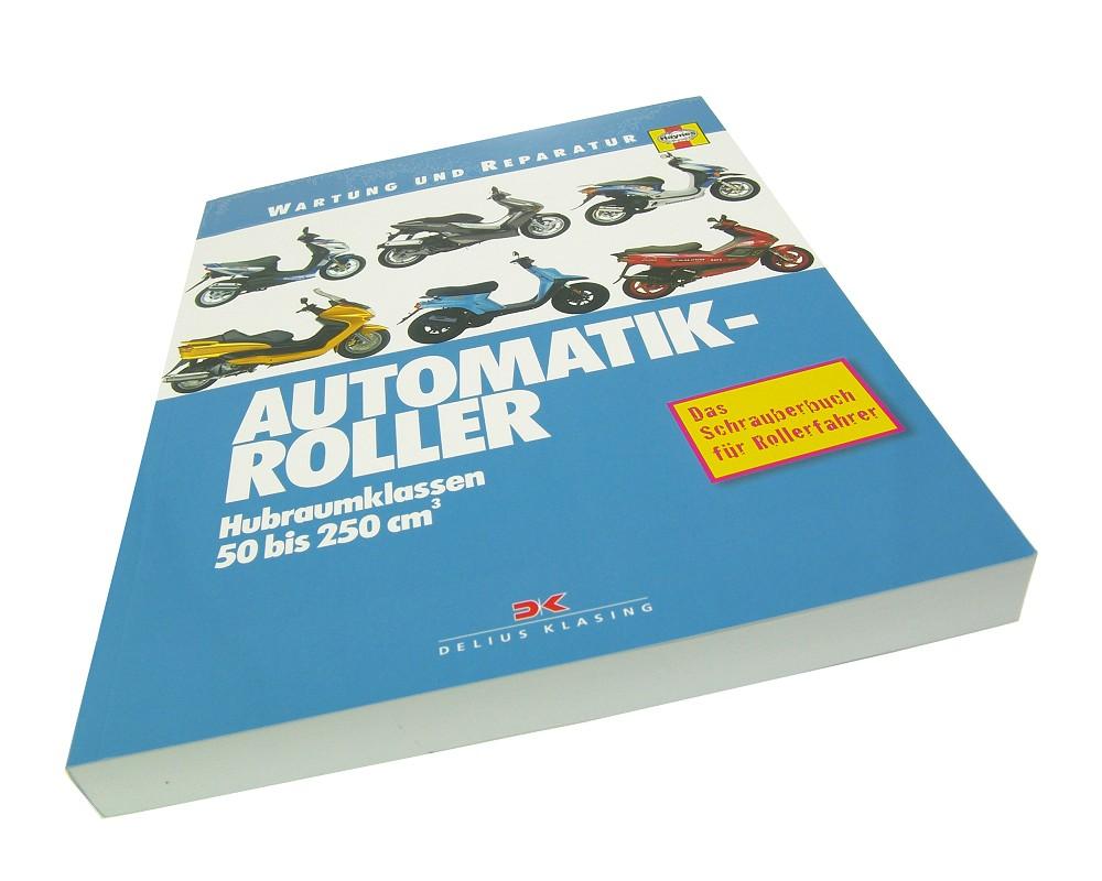 Reparaturbuch 2&4-Takt Roller 50-250cc