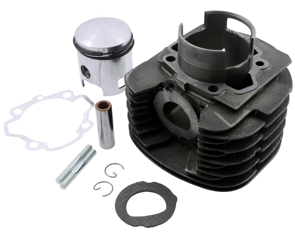 Zylinder POLINI 225ccm Piaggio Ape 601V-CAR P2-P501