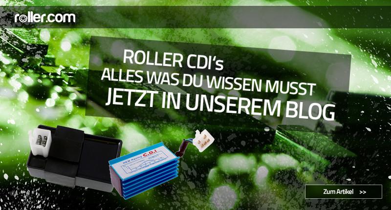 Roller CDI für 2-Takt und 4-Takt Roller erklärt