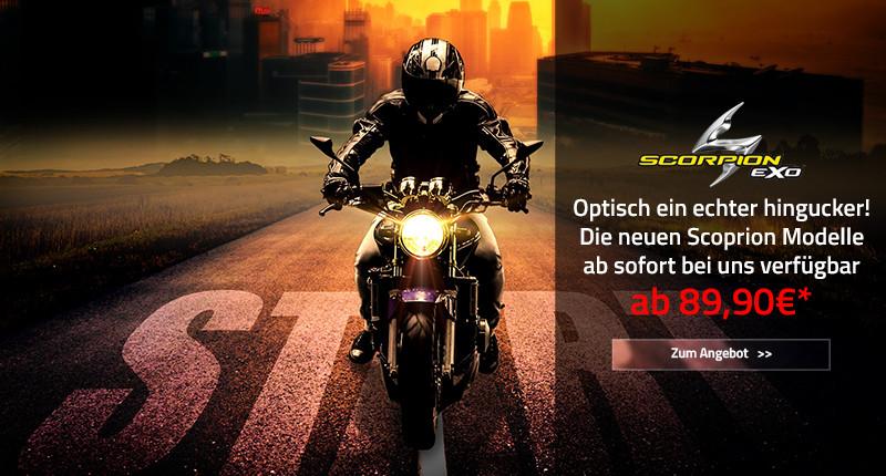 Der Onlineshop Für Roller Motorradteile Bekleidung