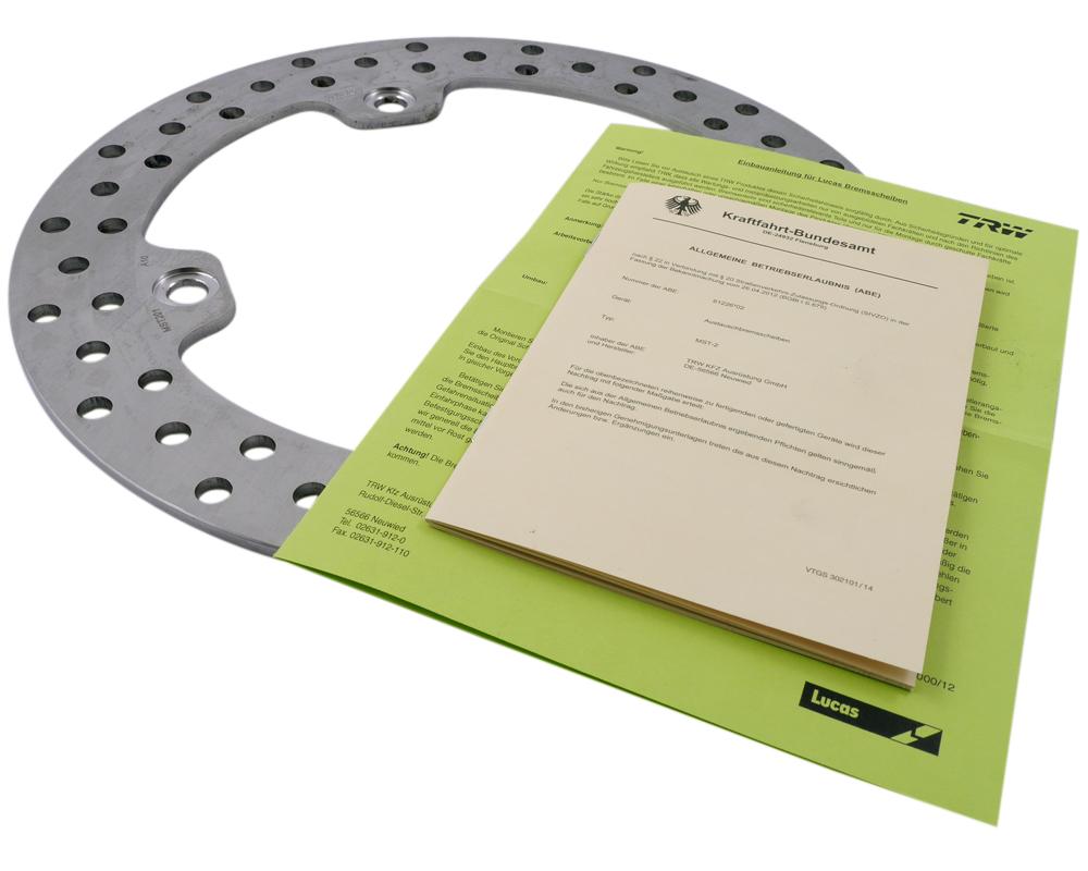 Disc-TRW-MST201-pour-HONDA-CB-450-S-PC17-86-88-avant